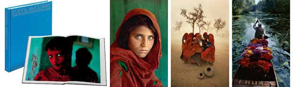 Steve McCurry The Iconic Photographs A New Book