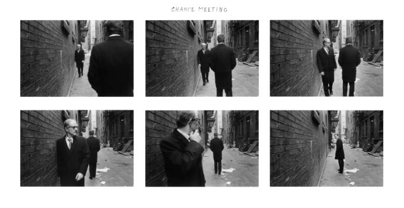 Duane Michals Sequences (3/6)