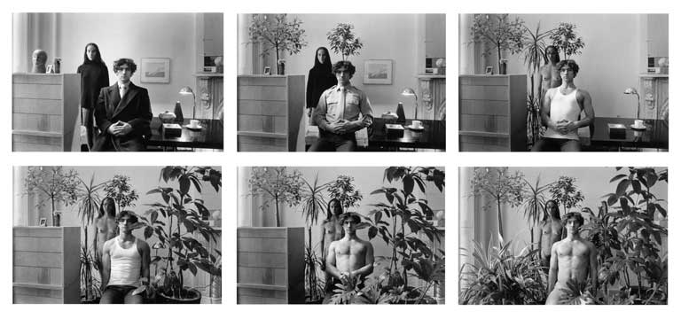Duane Michals Sequences (1/6)