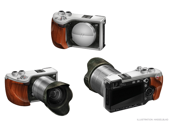 Photokina 2012: Hasselblad to launch mirrorless compact camera and ...