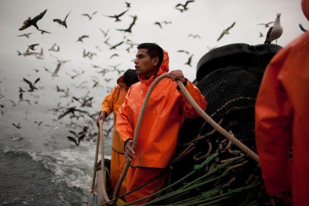 Peru Fishermen Fears