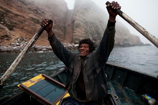 APTOPIX Peru Fishermen Fears