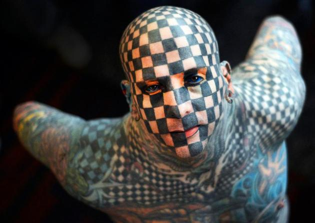 TOPSHOTS-VENEZUELA-TATTOO-CONVENTION