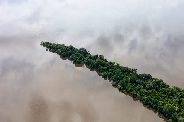 Para, Brazil, 11 February, 2012
