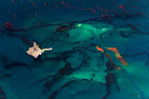 Oil Spill, 2010