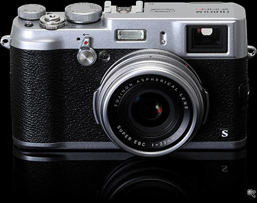 Fujifilm X100S First Look
