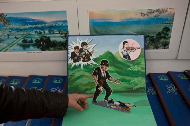 AP10ThingsToSee North Korea