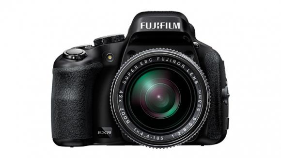 Fuji FinePix HS50 EXR front-580-100