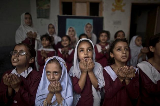 APTOPIX Pakistan Malala