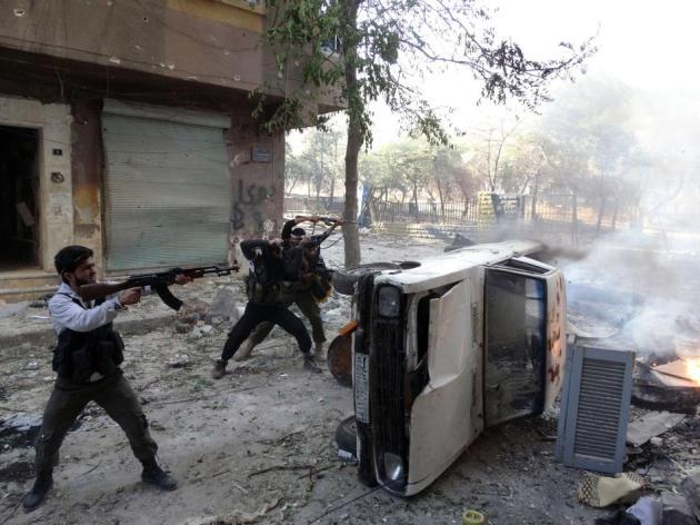 TOPSHOTS-SYRIA-CONFLCIT