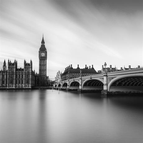 Charlote Gilliatt, 'Iconic' London, Urban View