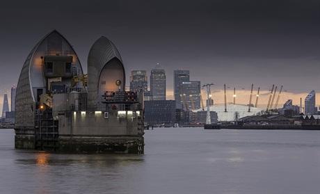 Charlotte Gilliatt, 'City Twilight', London. Runner-Up - Urban View