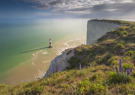 Mirk Galagus, 'Sundial', Beachy Head, East Sussex, Classic View - Calumet Award