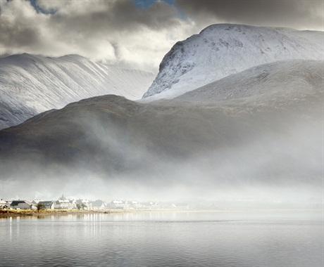 Robert Birkby, 'Bill & Ben', Fort William, Scotland. Runner-up - Classic View