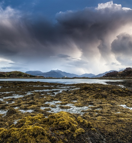 Tim Way 'Sky on Skye', Inner Hebrides, Scotland, Classic View