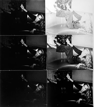 Andy Warhol, Jerry Hall, 1976-1987