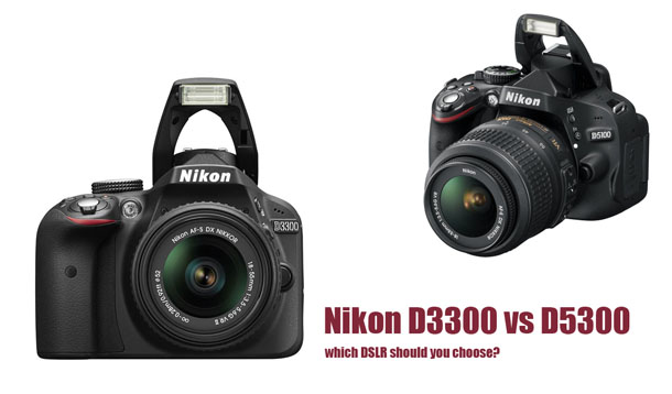 Nikon_D3300_vs_D5300