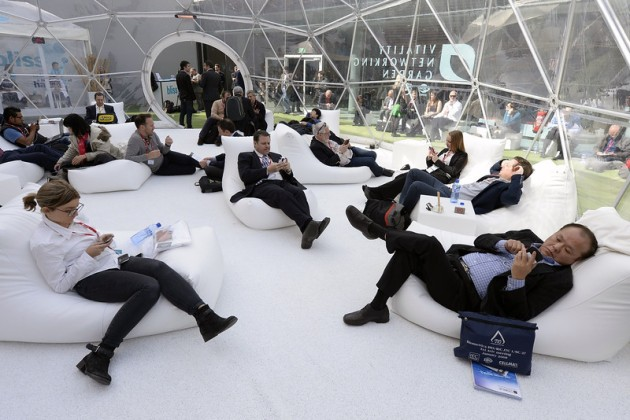 TOPSHOTS-SPAIN-TECHNOLOGY-MOBILE-WORLD-CONGRESS