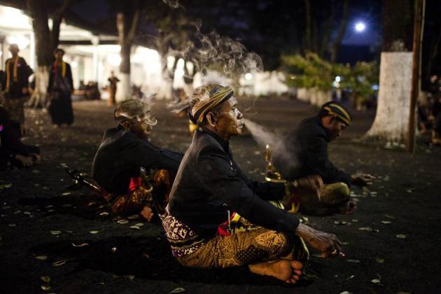 *** BESTPIX *** Javanese People Celebrate Islamic New Year