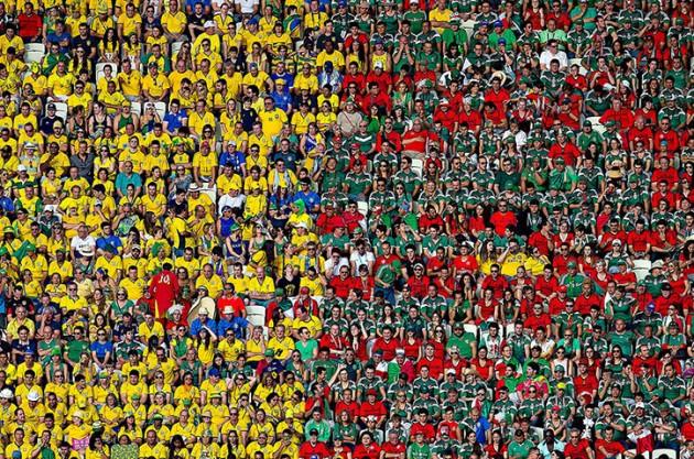 Brazil v Mexico