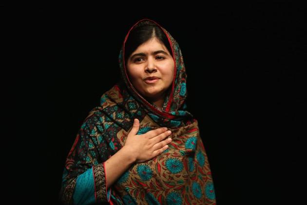 """Malala Yousafzai Wins Nobel Peace Prize"""