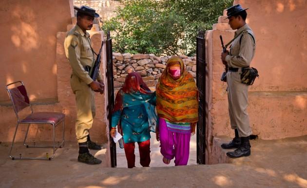 """""""APTOPIX India State Elections"""""""