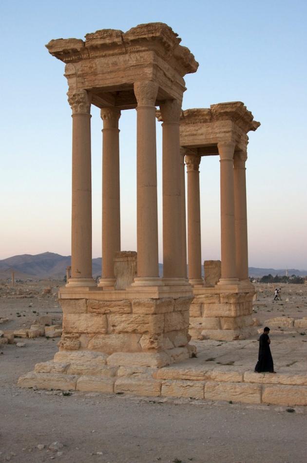 Palmyre, Syria
