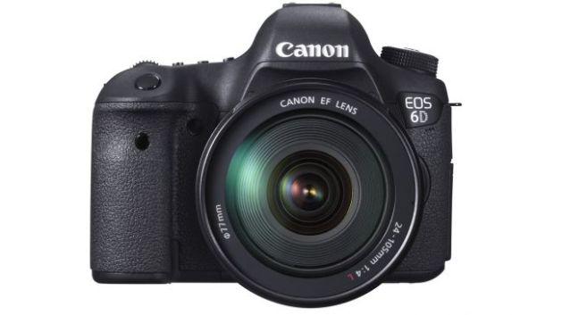 EOS 6D FRT w EF 24 105mm L-650-80