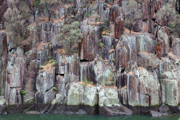 Launceston Gorge Tas Au © Keith Barnes