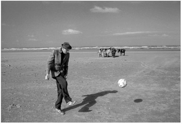 Paddy Summerfield Empty Days